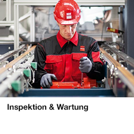 Inspektion & Wartung