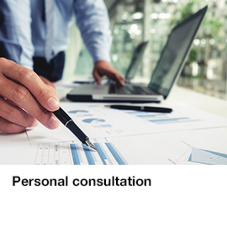 Personal consultation
