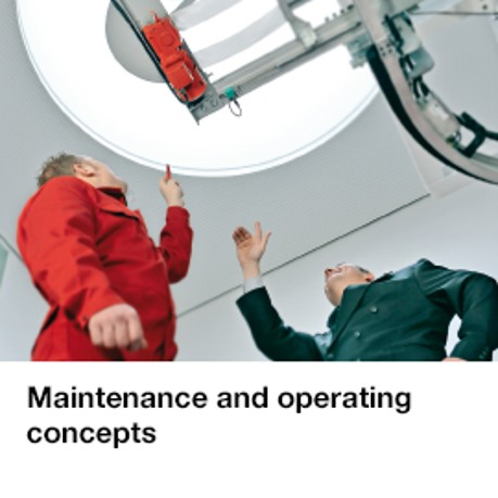 Maintenance and operating concepts